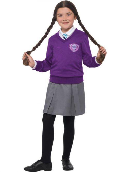 Enid Blyton's St Clare's O'Sullivan Twins Children's Fancy Dress Costume