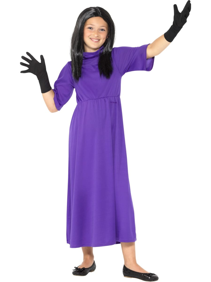 Roald Dahl The Witches Children's Fancy Dress Costume
