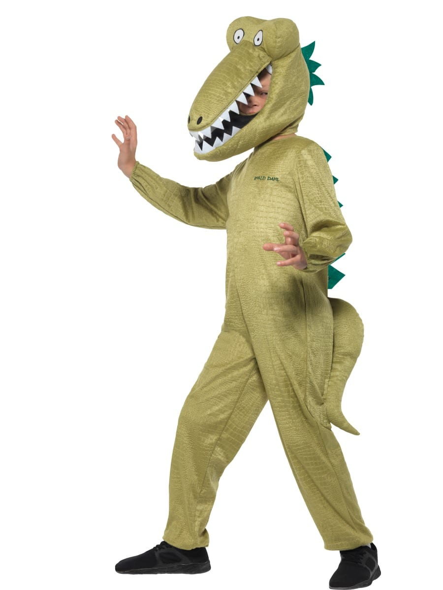 Roald Dahl Enormous Crocodile Children's Fancy Dress Costume