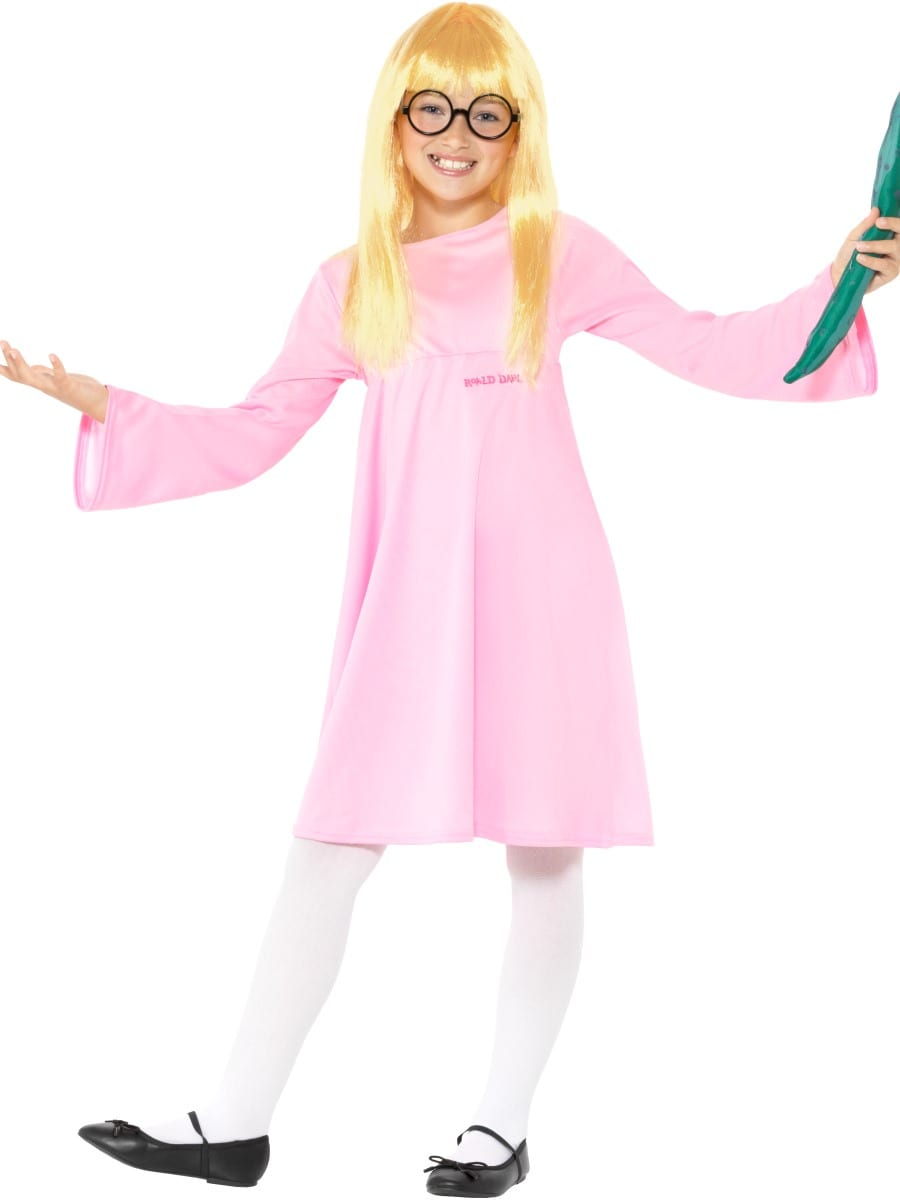 Roald Dahl Sophie Children's Fancy Dress Costume