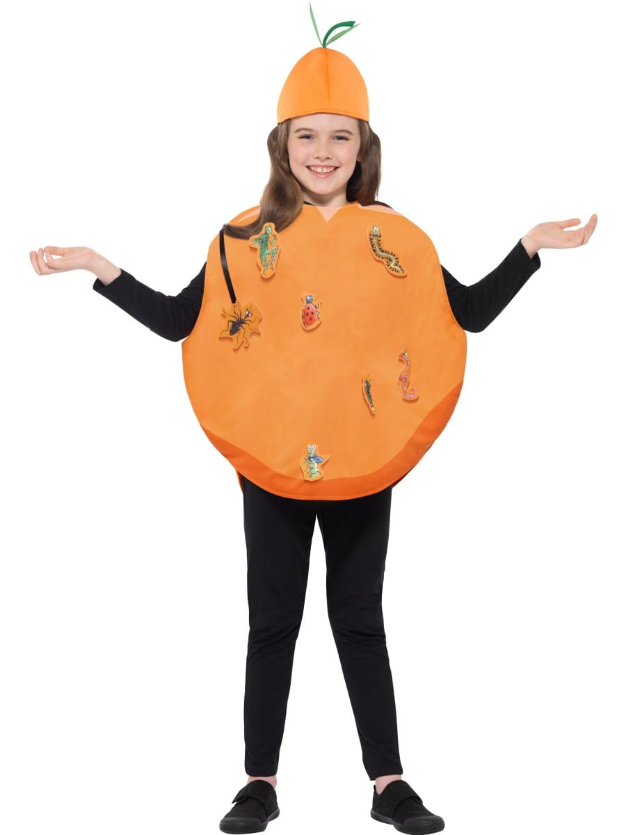 Roald Dahl James & The Giant Peach Childrens Fancy Dress Costume