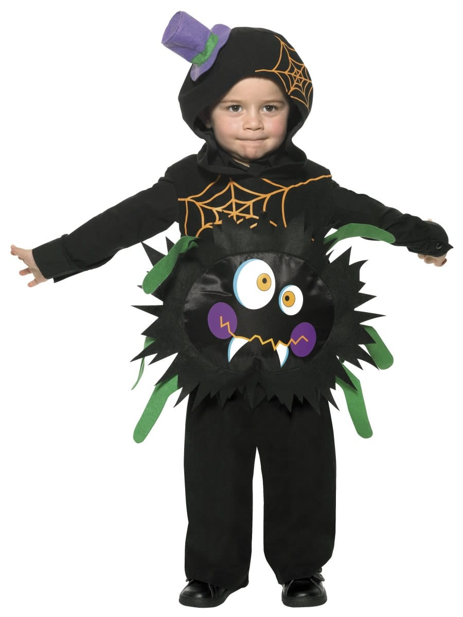 Crazy Spider Toddler Children's Fancy Dress Costume