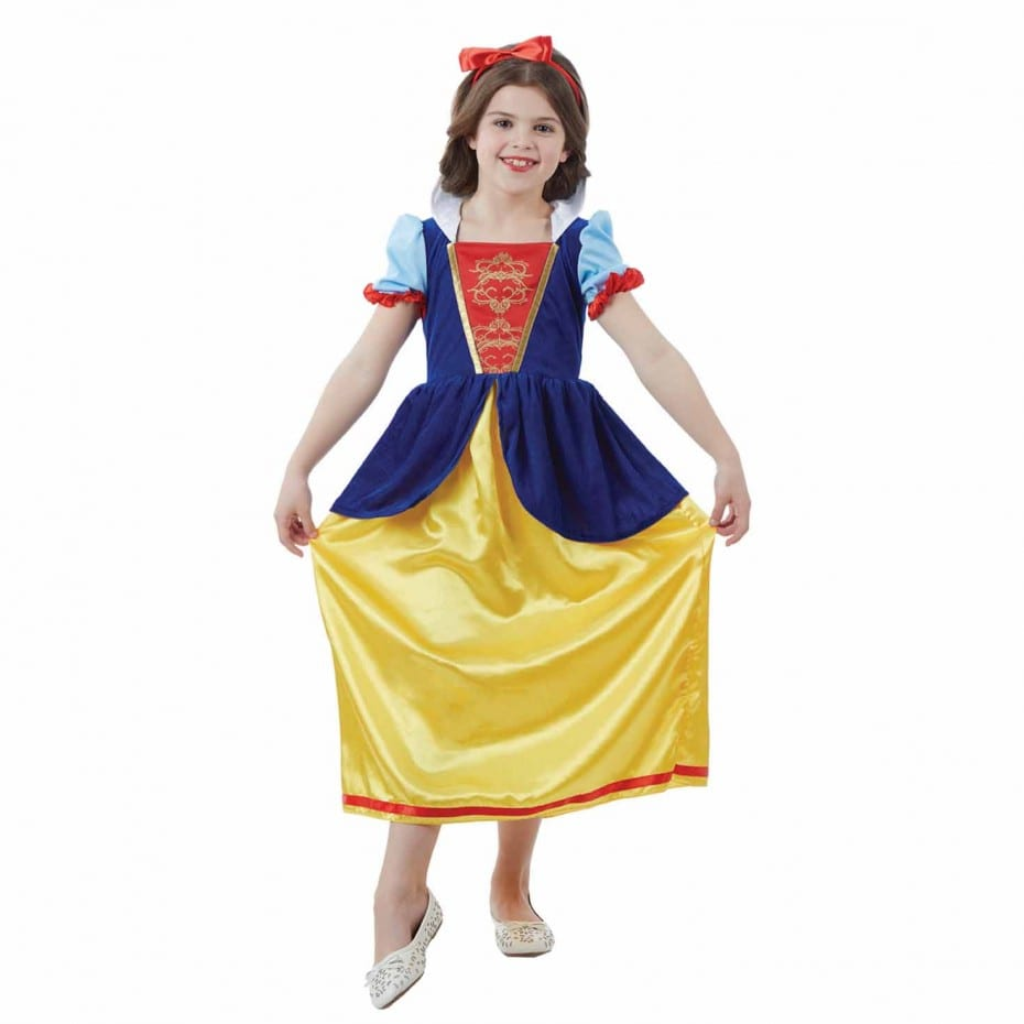 Snow White Children's Fancy Dress Costume