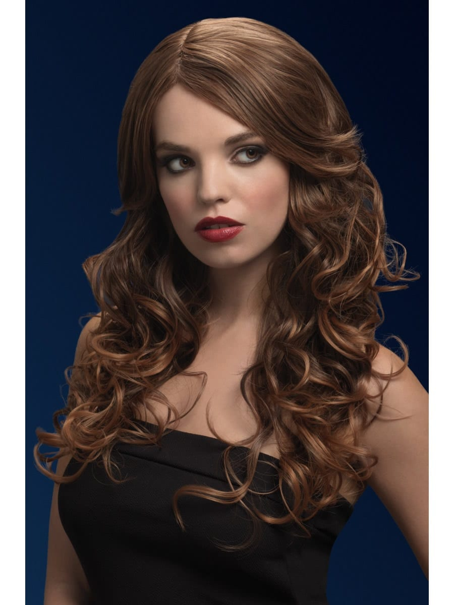 Fever Collection Nicole Wig Light Brown