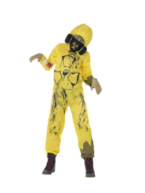 Toxic Waste Children's Fancy Dress Costume