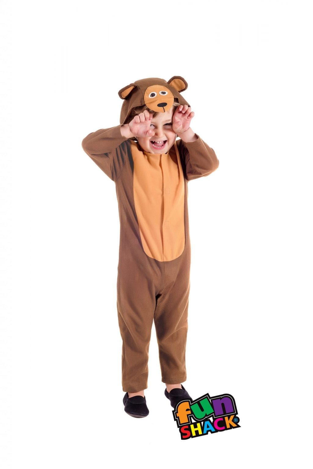 Bear Toddler Children's Fancy Dress Costume