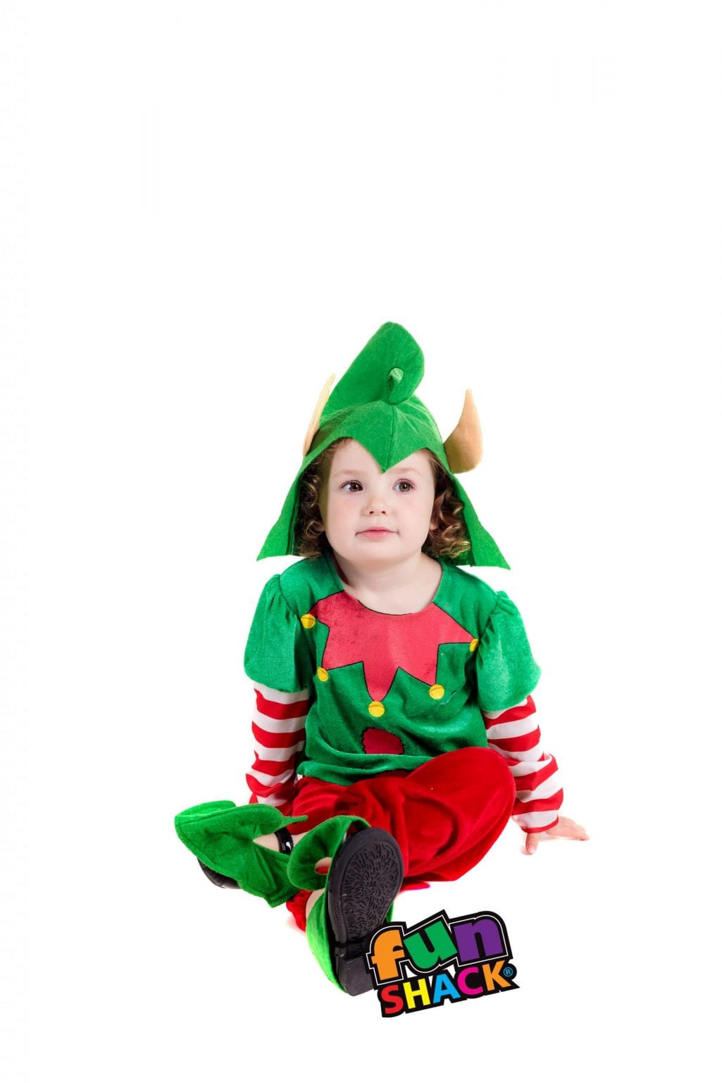 Elf Toddler Children's Fancy Dress Costume