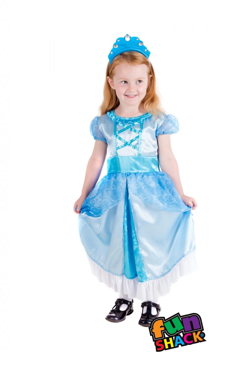 Princess Oceana Toddler Children's Fancy Dress Costume