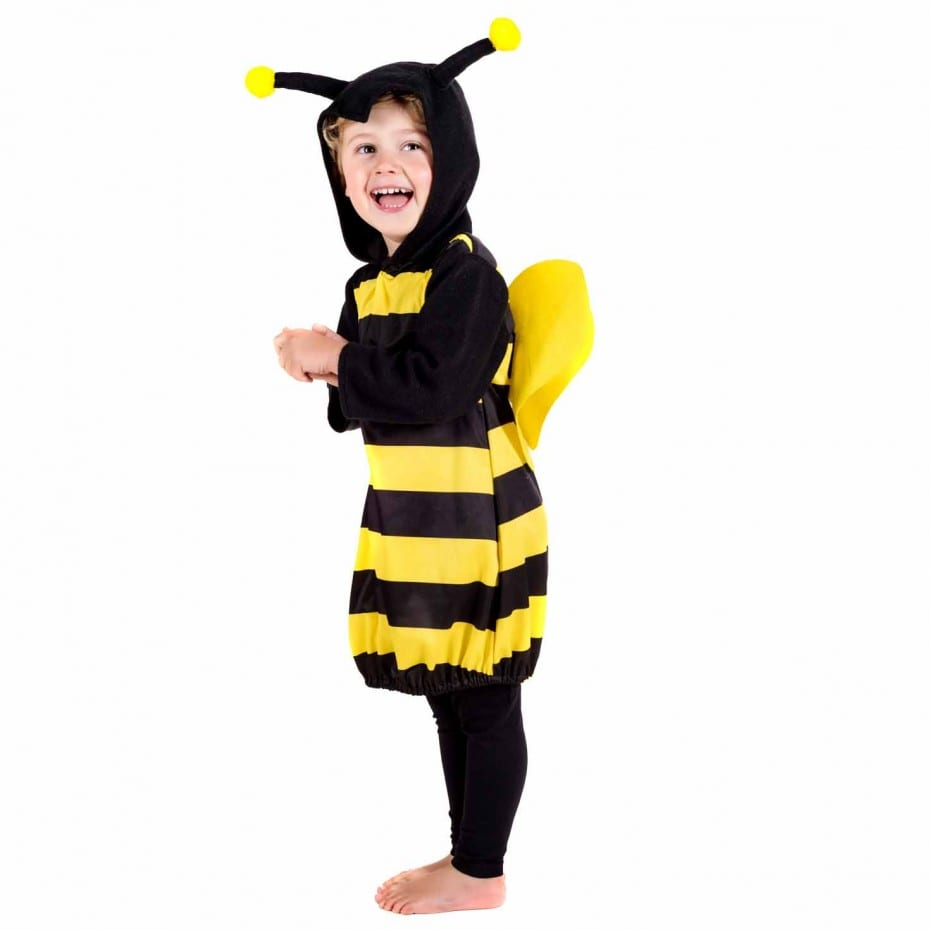 Bumble Bee Toddler Children's Fancy Dress Costume