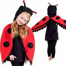 Lady Bug Toddler Children's Fancy Dress Costume