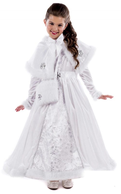 Royal Ball Gown Isabella Children's Fancy Dress Costume