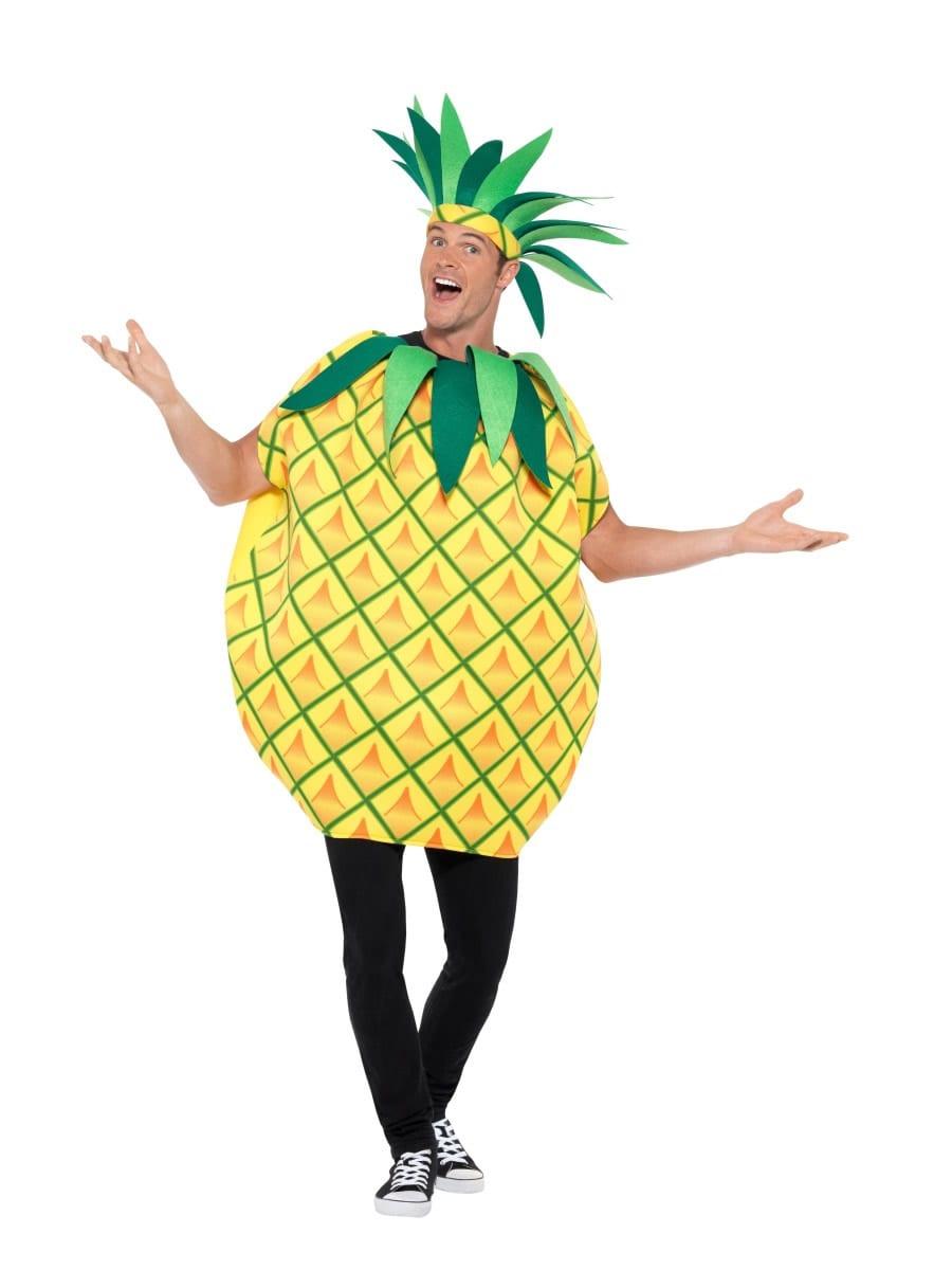 Pineapple Tabard Novelty Unisex Fancy Dress Costume
