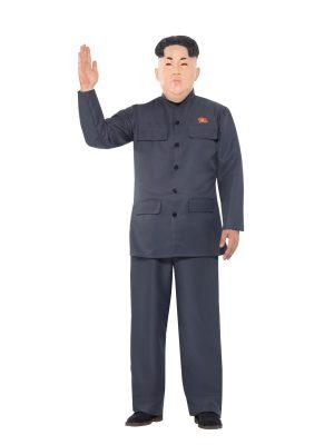 Dictator Men's Fancy Dress Costume