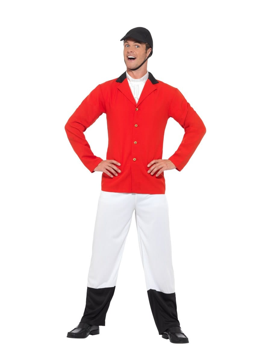 The Huntsman Men's Fancy Dress Costume