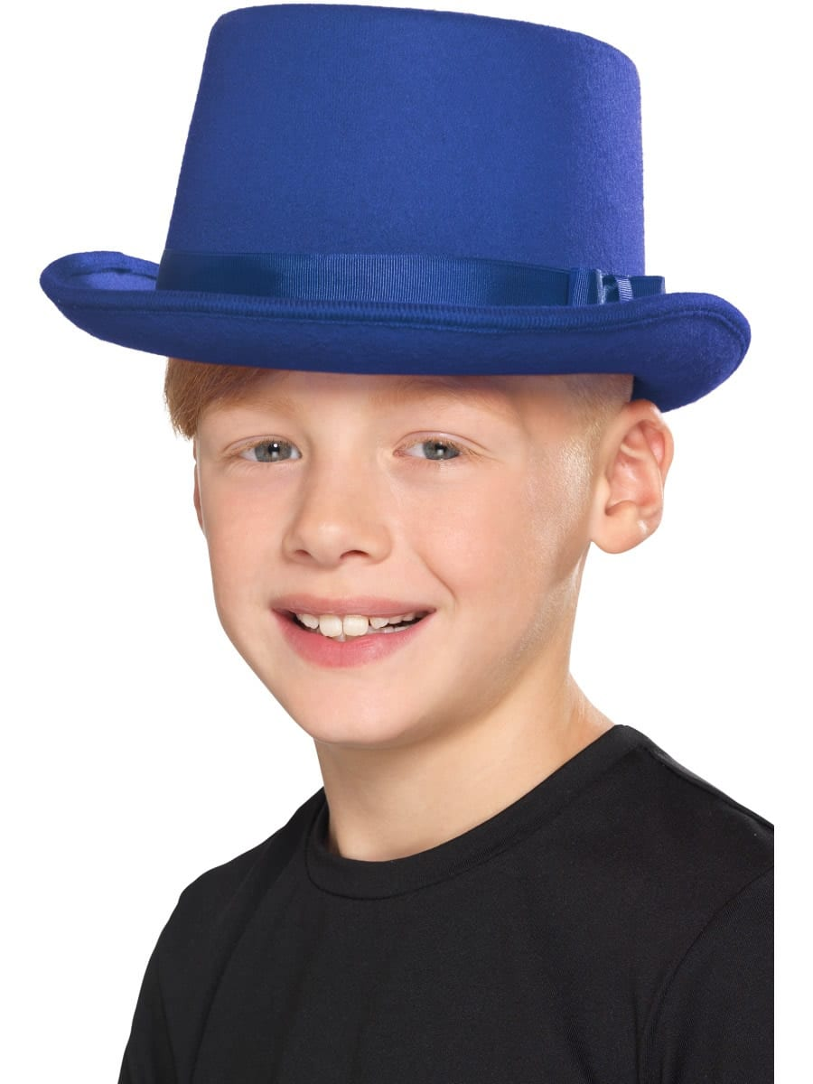 Kids BlueTop Hat