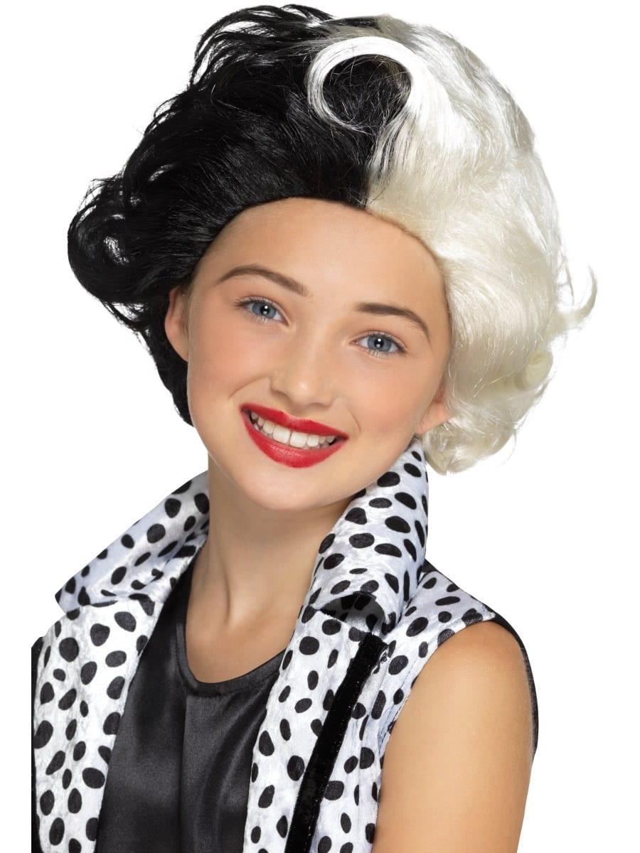 Evil Madame Children's Wig