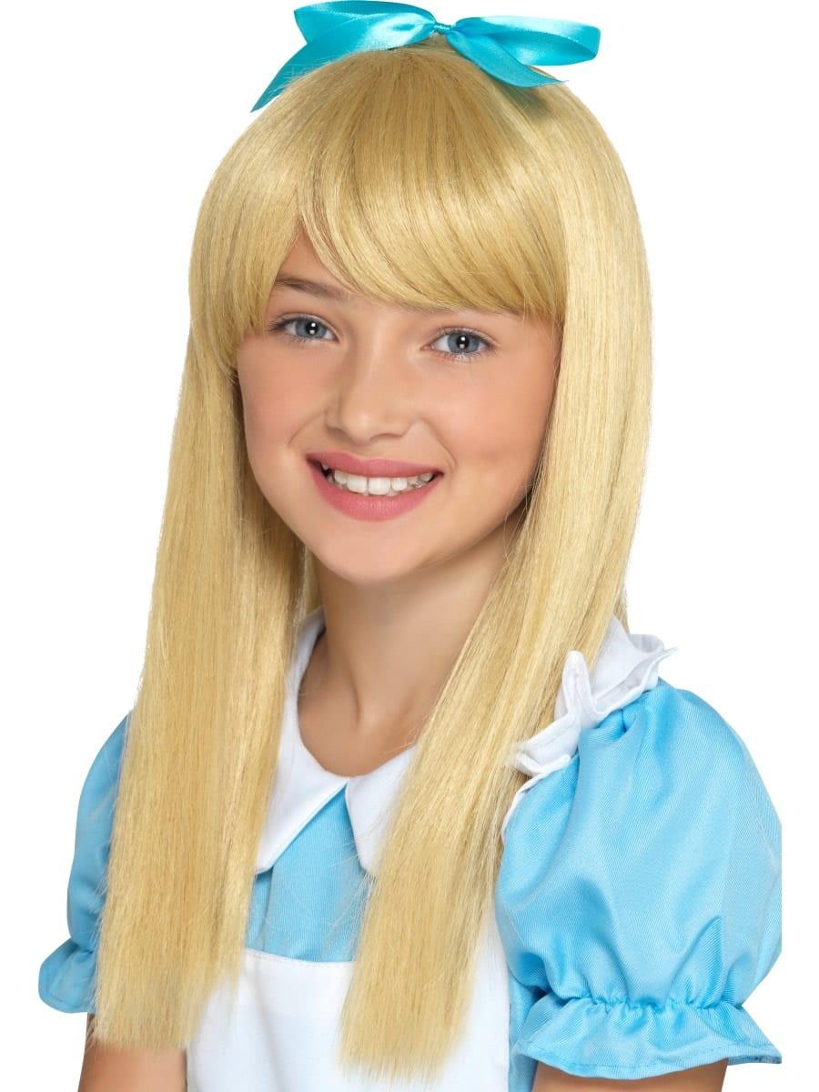 Wonderland Princess Children's Wig