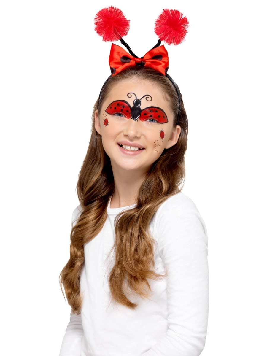 Kids Bumblebee/LadyBug Make Up Kit
