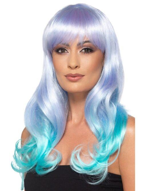 Fashion Unicorn Pastel Wig