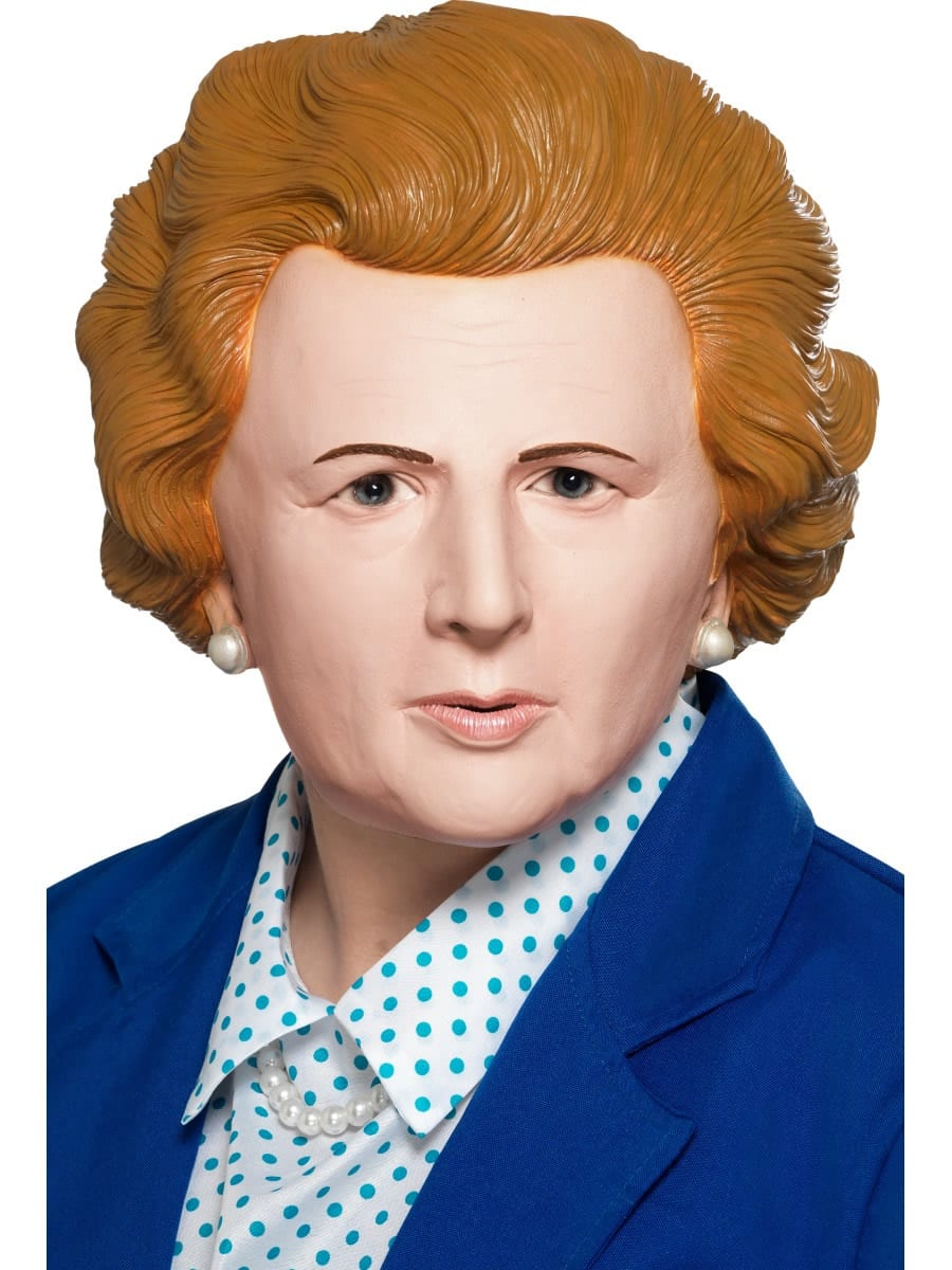 Iron Lady (Prime Minister) Mask