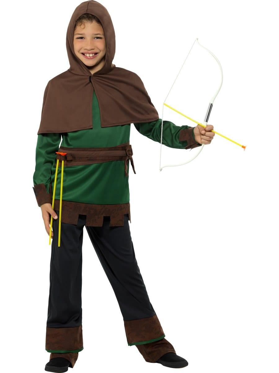 Robin Hood Children's Fancy Dress Costume