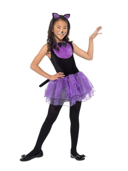 Cat Tutu Dress Children's Fancy Dress Costume