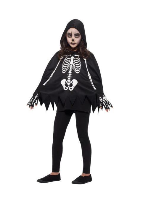 Skeleton Kit contains Cape & Gloves
