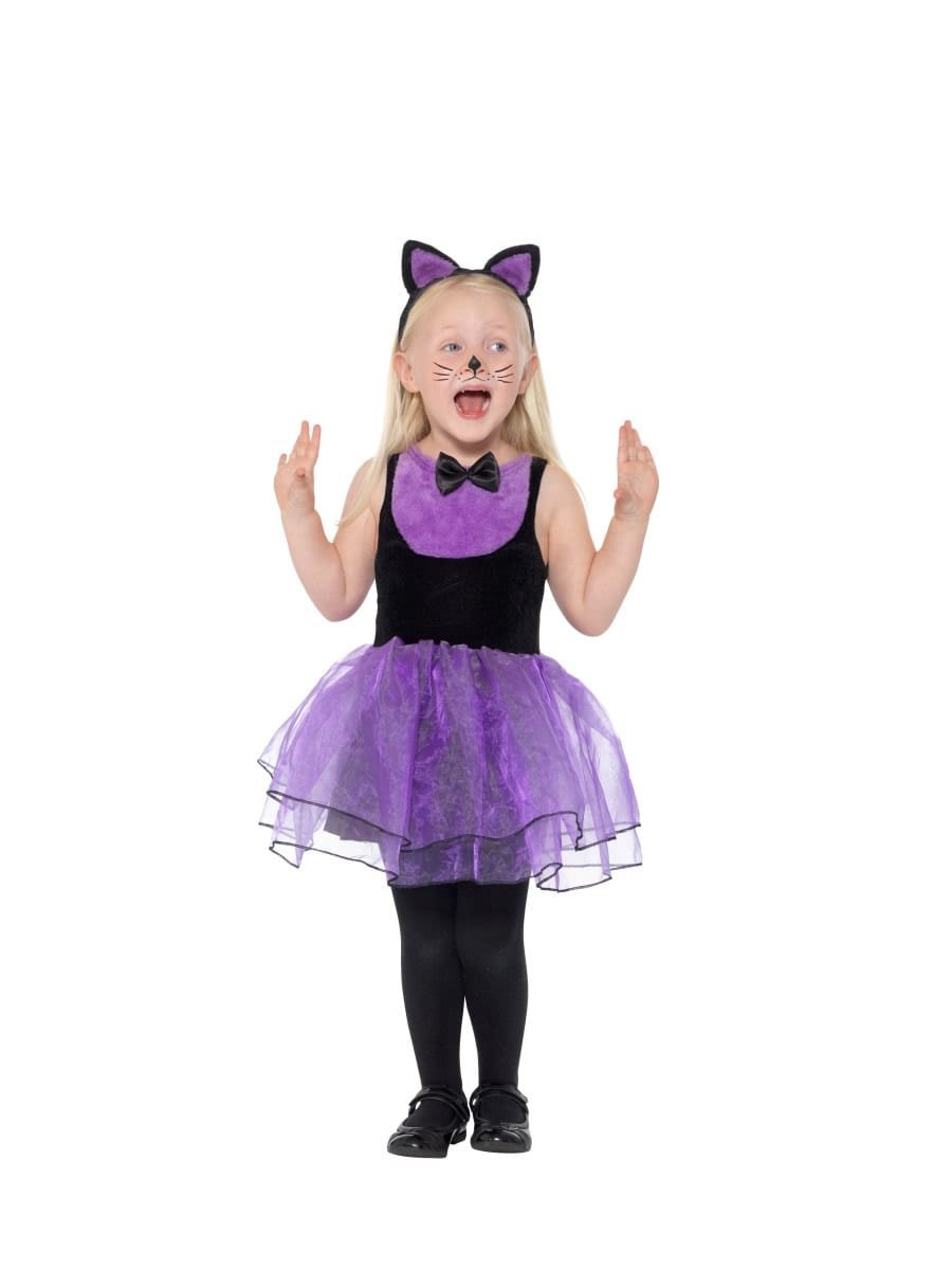 Cat Tutu Toddler Children's Fancy Dress Costume