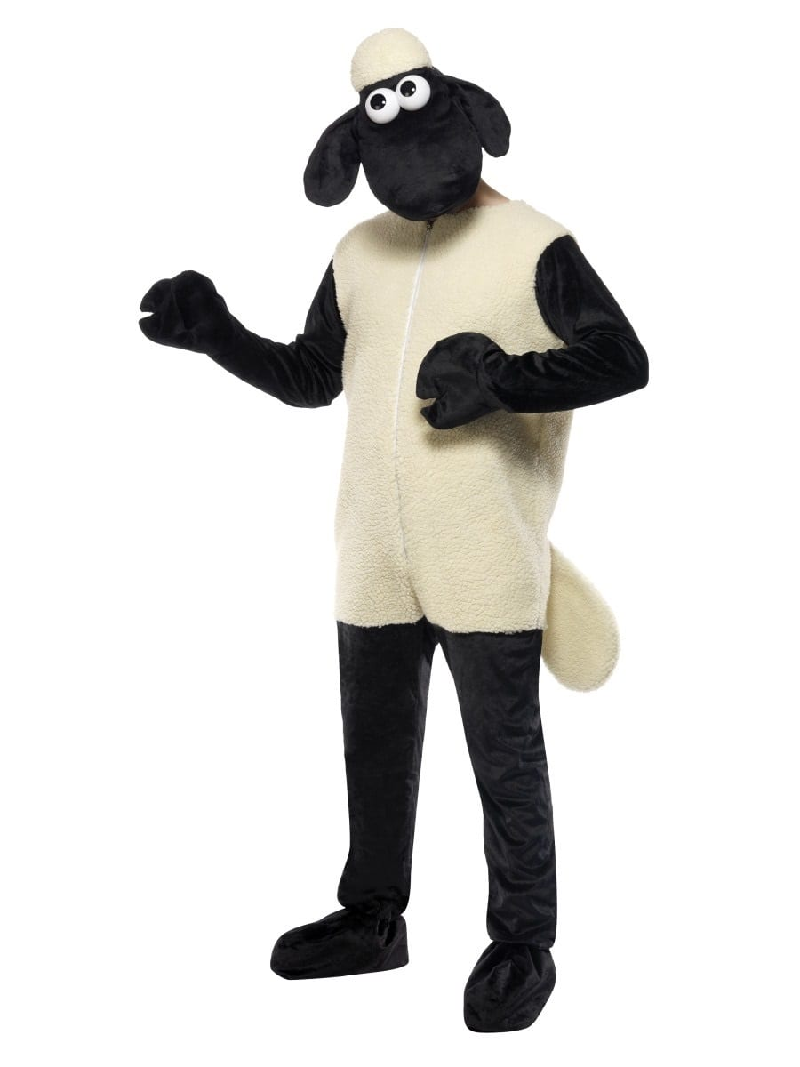 Shaun The Sheep Men's Fancy Dress Costume