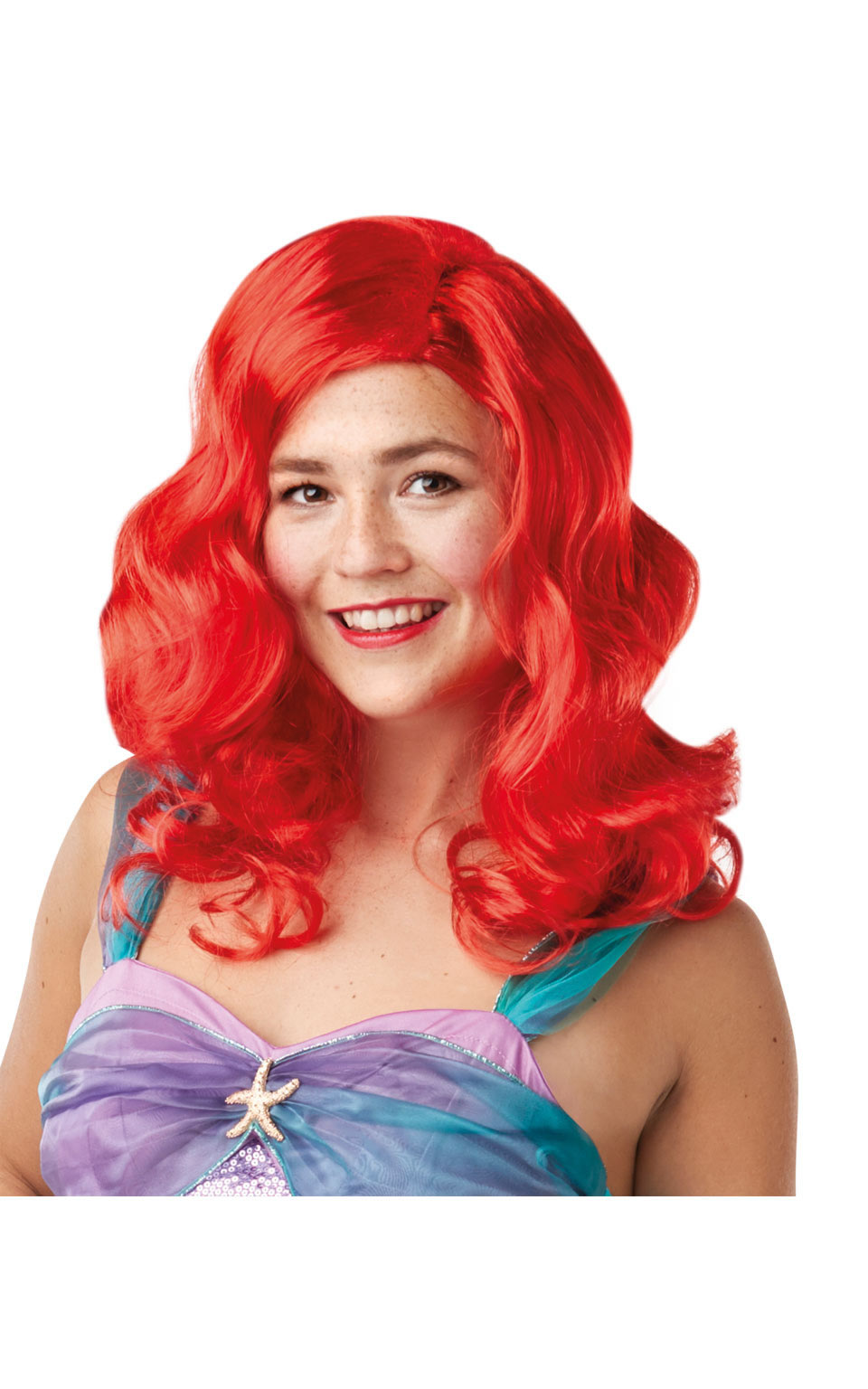Disney's Ariel Adult Wig