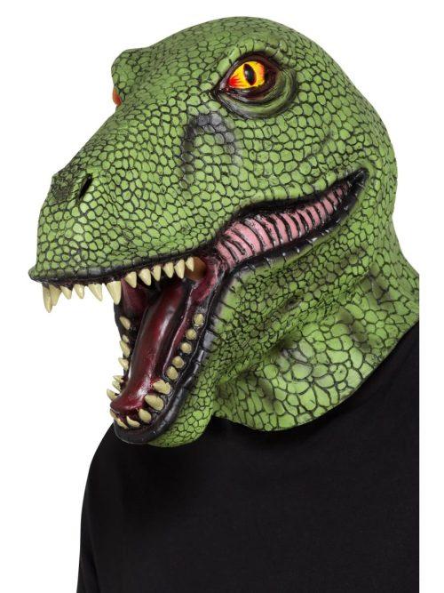Dinosaur Latex Mask