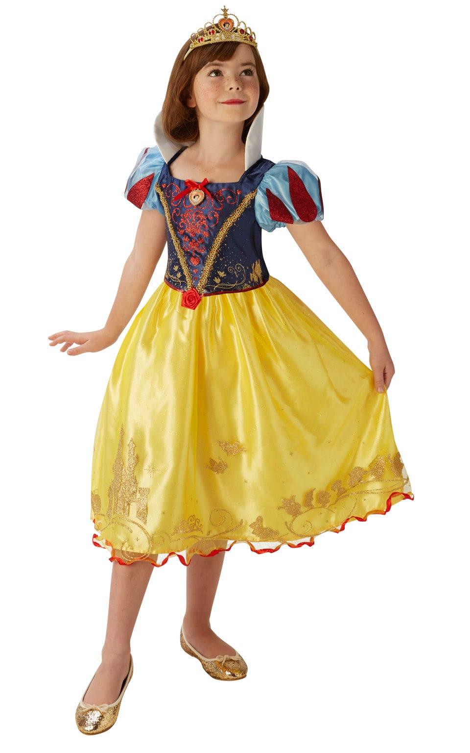 Disney Princess Storyteller Snow White Children's Fancy Dress Costume