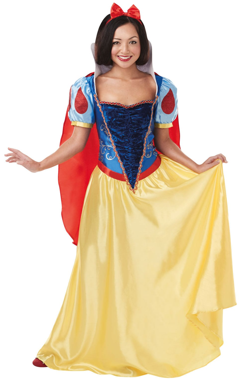 Disney Princess Snow White Ladies Fancy Dress Costume