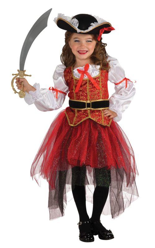 Princess of the Seas Children's Fancy Dress Costume