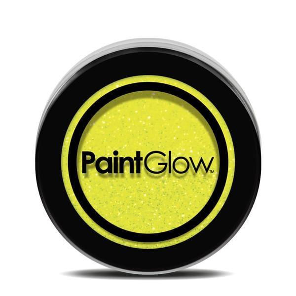 PaintGlow UV Glitter Shaker 4g Sherbet Lemon