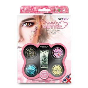Chunky Cosmetic Glitter Boxset