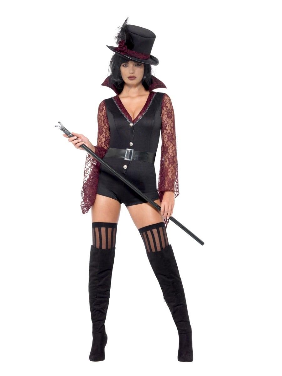 Fever Collection Vampire Ladies Halloween Fancy Costume