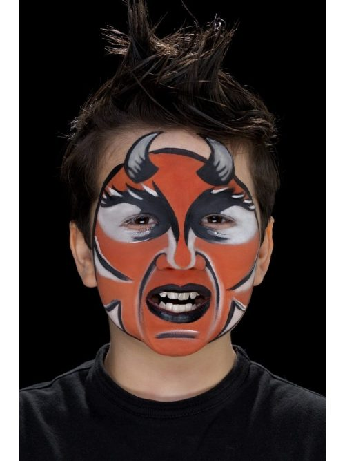Devil Aqua Face & Body Paint Kit