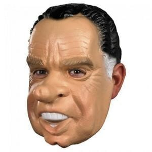 Ex President Nixon Full Overhead Latex Mask