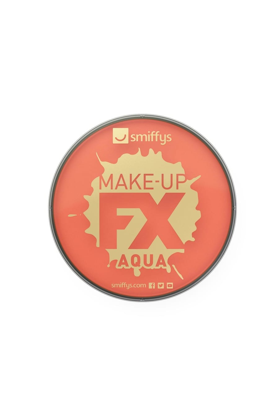 Smiffys Make-Up FX Orange 16ml-0