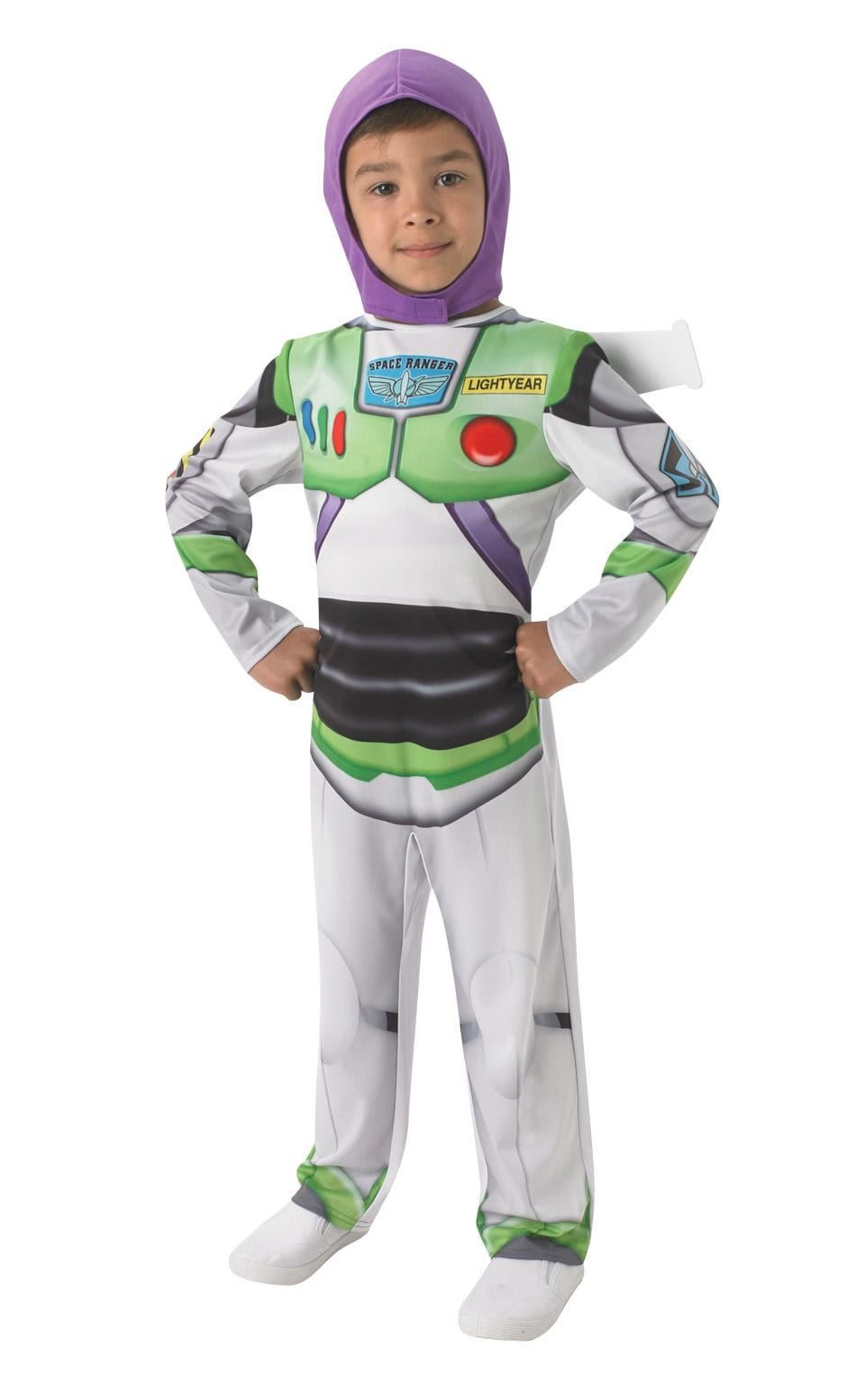 Disney Pixar's Toy Story Buzz Lightyear Classic Children's Fancy Dress Costume