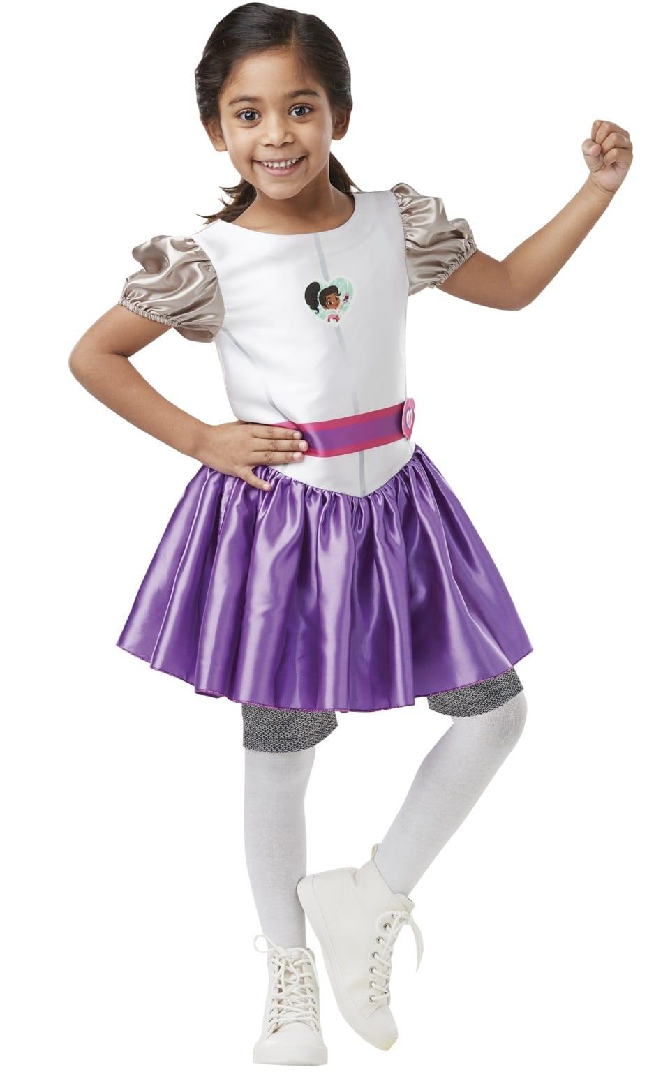 Nella Knight Children's Fancy Dress Costume
