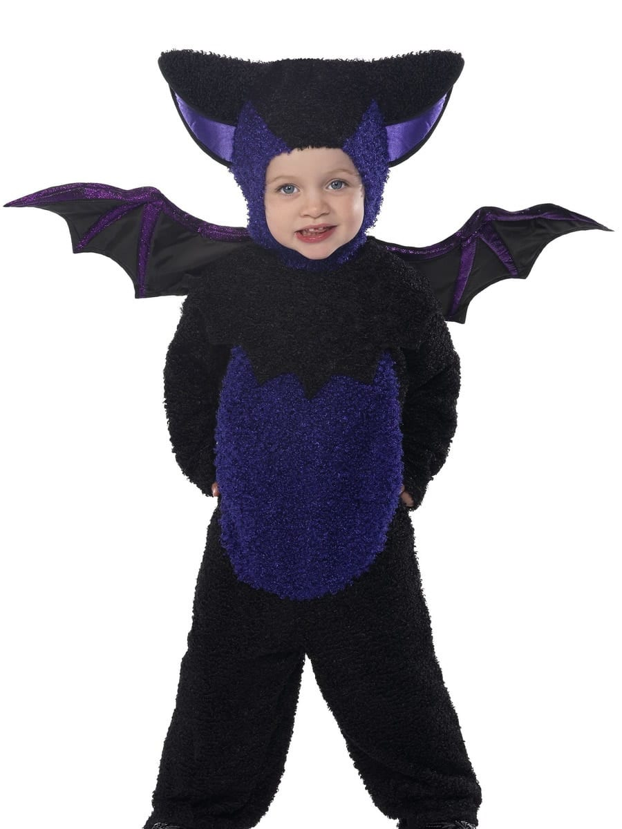 Bat Toddler Children's Halloween Fancy Dress Costume