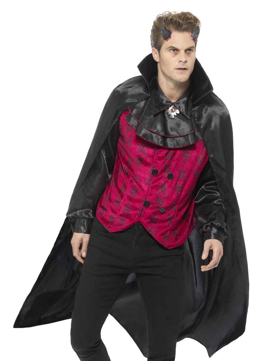 Dapper Devil Men's Halloween Fancy Dress Costume
