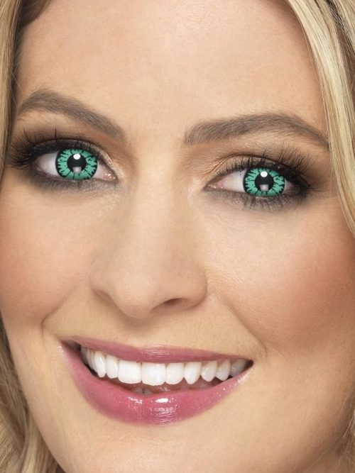 Accessoreyes Reptile 1 Day Wear Contact Lenses