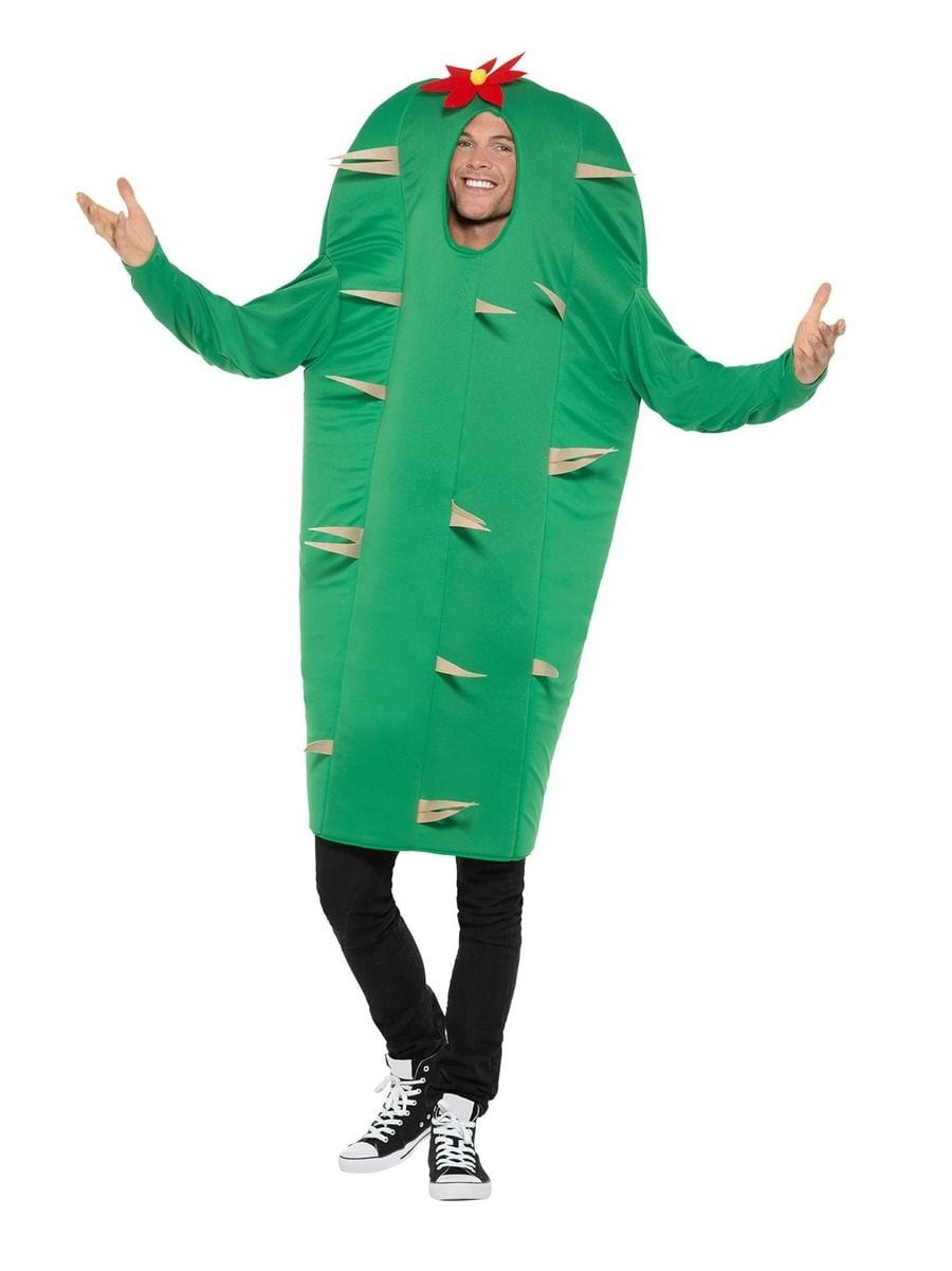 Cactus Unisex Adult Novelty Fancy Dress Costume