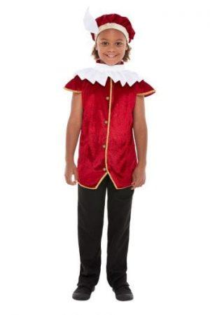 Tudor Kit Children's Fancy Dress Costume