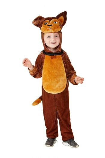 Toddler Dog Children's Unisex Fancy Dress Costume