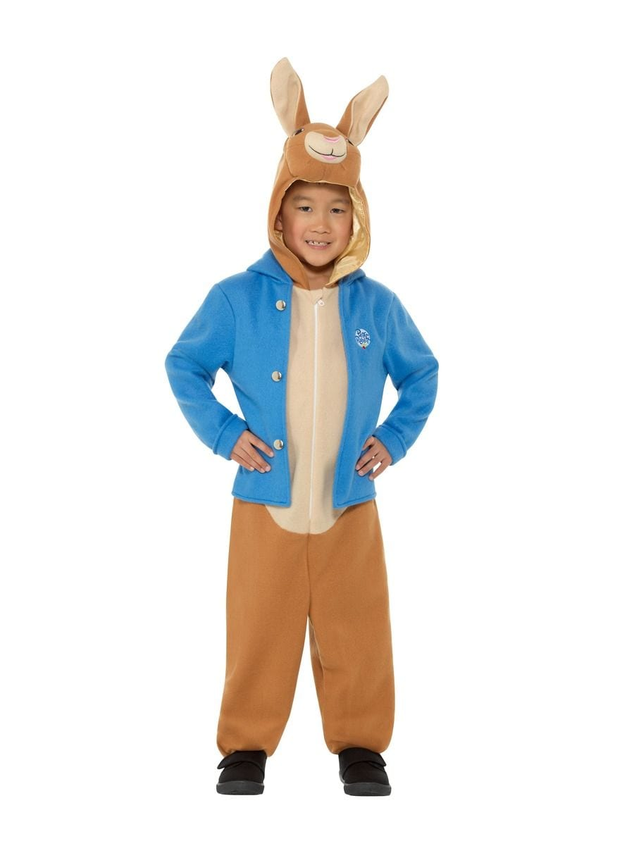 Peter Rabbit Deluxe Children's Fancy Dress Costume
