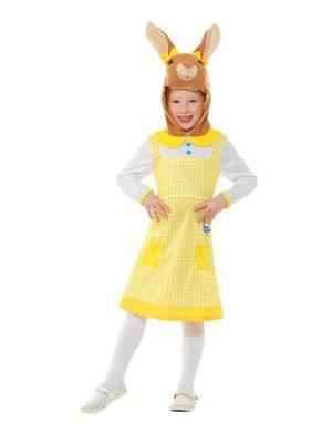 Beatrix Potter's Peter Rabbit Cottontail Deluxe Children's Fancy Dress Costume-0